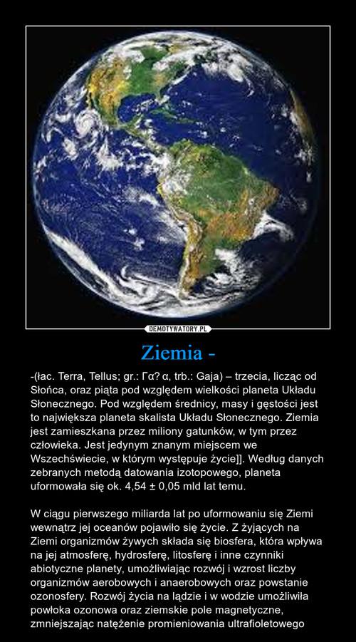 Ziemia -
