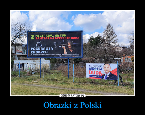 Obrazki z Polski –