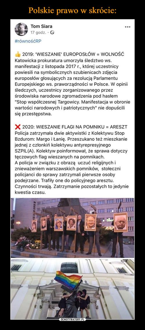 Polskie prawo w skrócie: