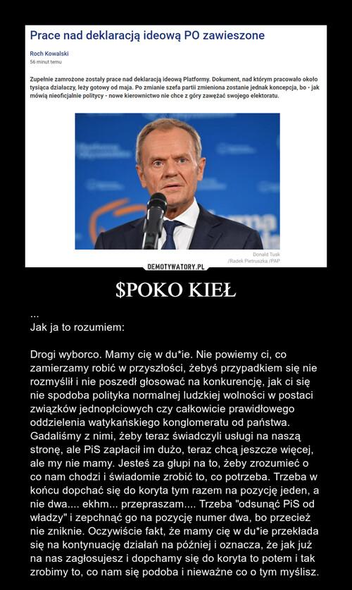 $POKO KIEŁ