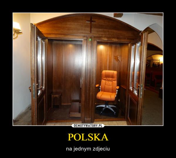 POLSKA – na jednym zdjeciu